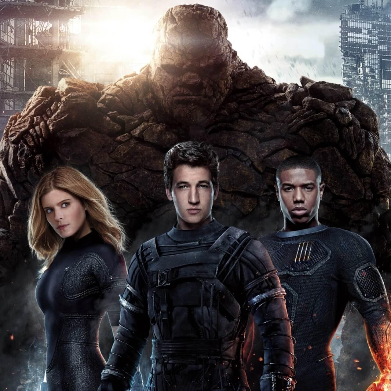 Free Comic Book Day 2015: Fantastic Four (2015)